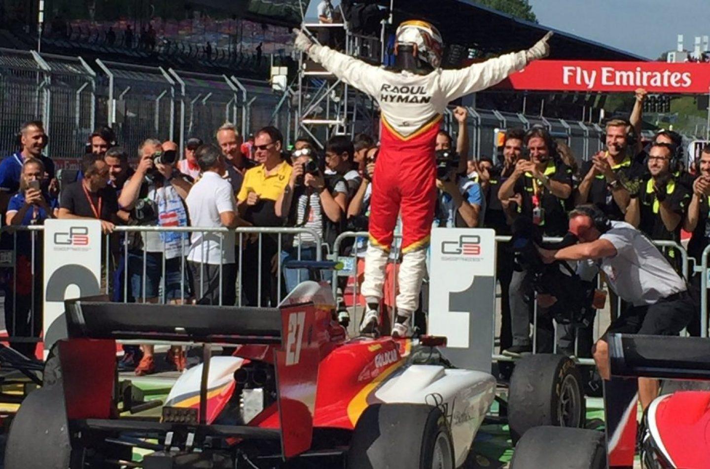 GP3 | GP Austria, Hyman vince Gara 2 su Alesi e Fukuzumi