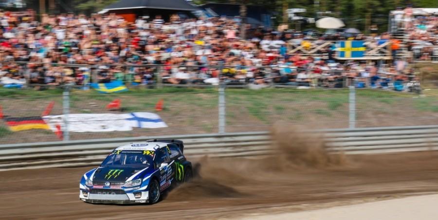 WRX | Svezia: Kristoffersson vince in casa davanti a Bakkerud e Loeb
