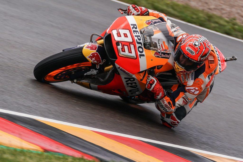 MotoGP | GP Germania: Marquez vince forzando nel finale. Impresa per Folger sul circuito di casa