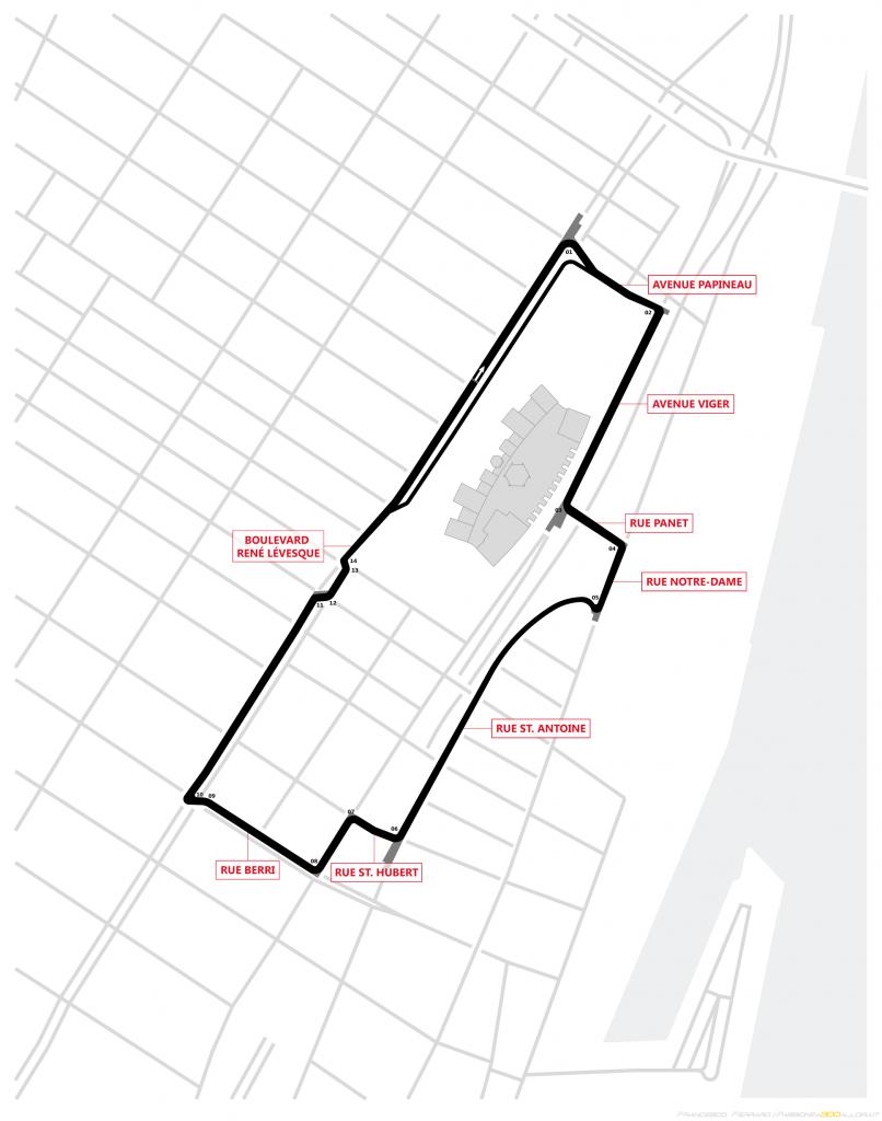 Formula E   Montréal ePrix 2017 - Anteprima 1