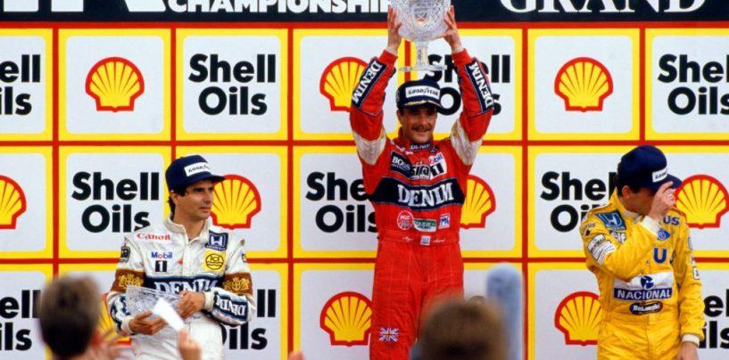 """<span class=""""entry-title-primary"""">30 anni fa il sorpasso con """"finta"""" più famoso della storia</span> <span class=""""entry-subtitle"""">Silverstone 1987 è una gara entrata nella leggenda della F1</span>"""