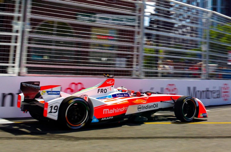 Formula E   Montréal: l'ultima pole è di Felix Rosenqvist