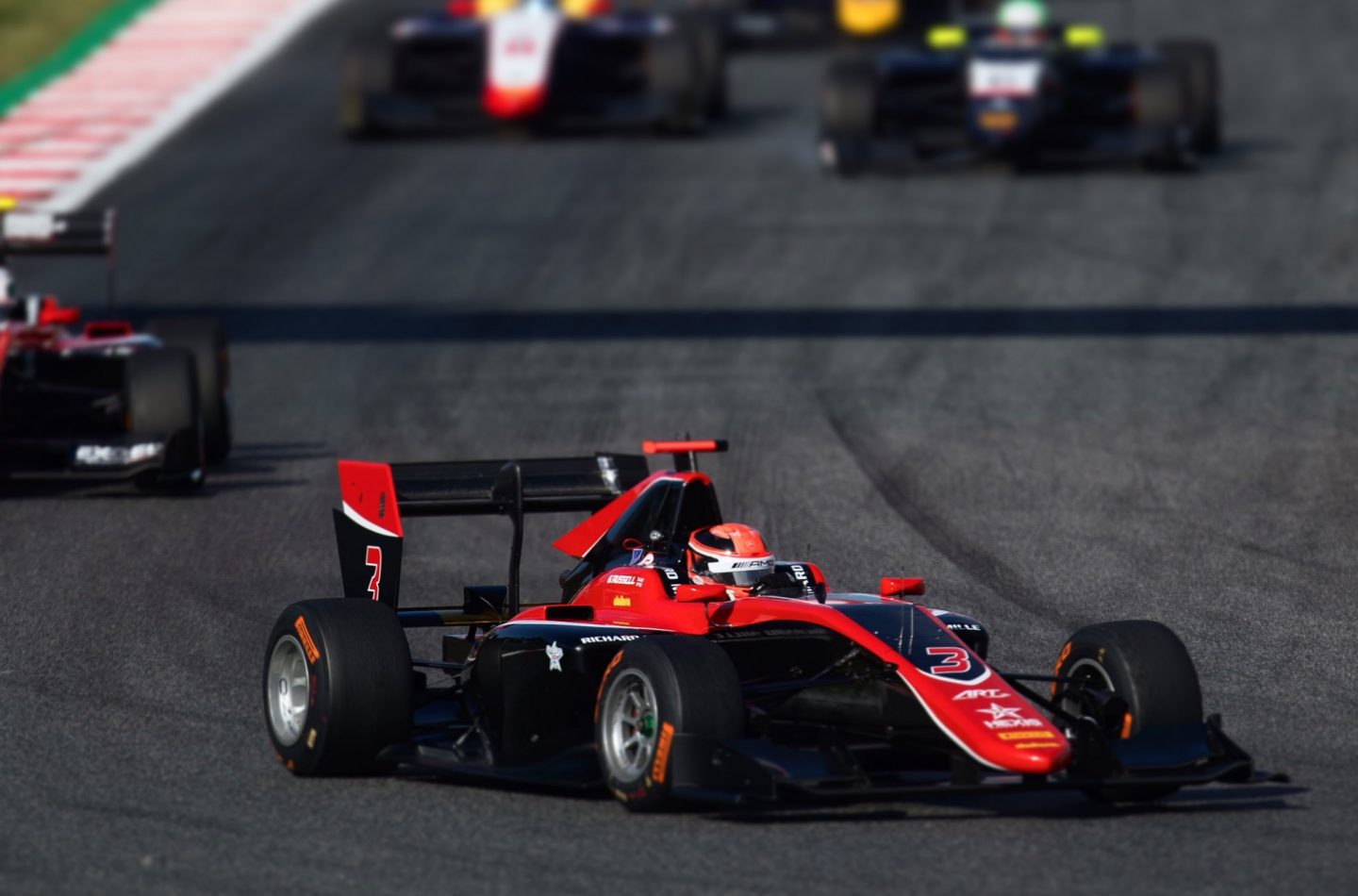 GP3 | GP Austria, Russell in pole, qualifica tiratissima