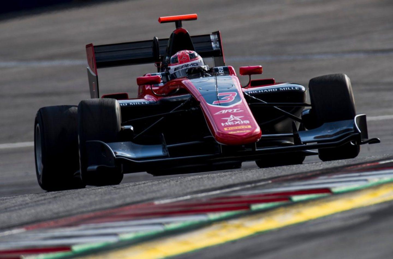 GP3 | GP Austria, Russell vince Gara 1, poker ART