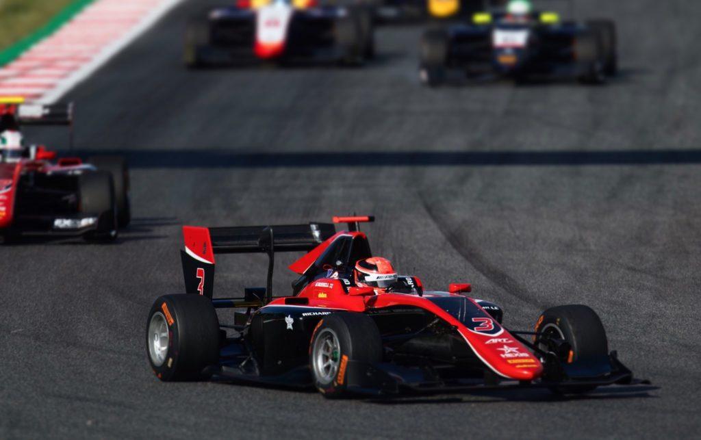 GP3 | GP Austria, Russell in pole, qualifica tiratissima