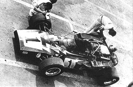 Indycar   Quando Indianapolis si trasferì a Rafaela