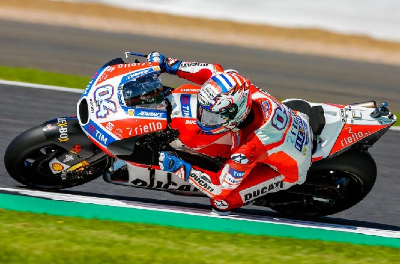 MotoGP | GP Gran Bretagna: è ancora Dovizioso a vincere! Testa della classifica per lui