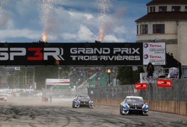 WRX | Canada: quarta vittoria per Kristoffersson, fuga in campionato