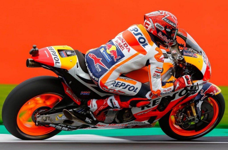 MotoGP | GP Gran Bretagna: Marquez in pole per la quarta volta consecutiva