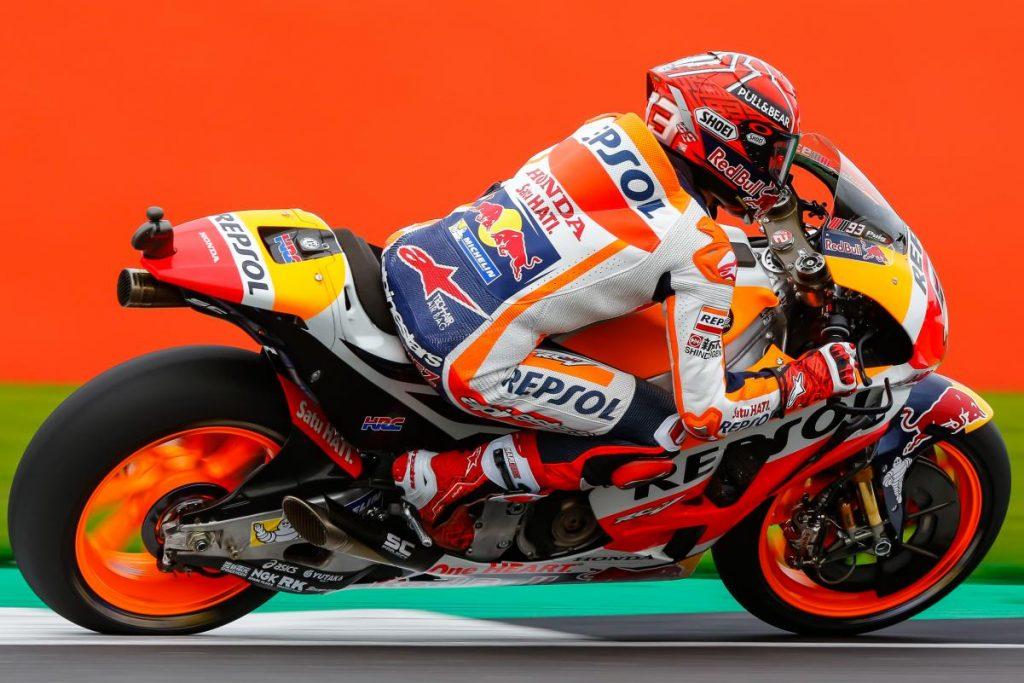 MotoGP   GP Gran Bretagna: Marquez in pole per la quarta volta consecutiva