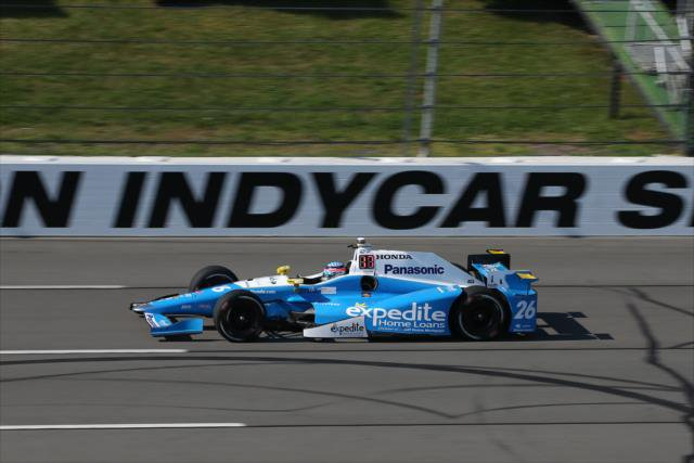 Indycar | Sato in pole a Pocono