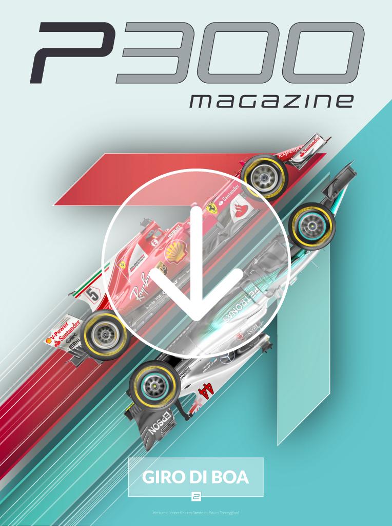 P300 Magazine | Numero Due 1