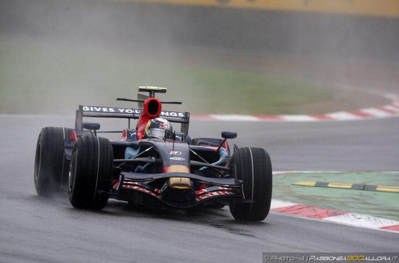 Vettel, il fenomeno nato a Monza 2008