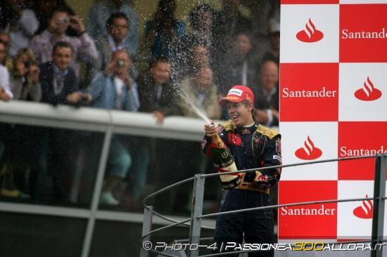 Vettel, il fenomeno nato a Monza 2008 3