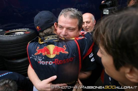 Vettel, il fenomeno nato a Monza 2008 2