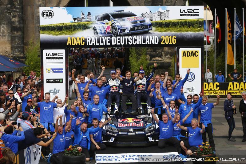 WRC   Rally di Germania 2017 - Anteprima