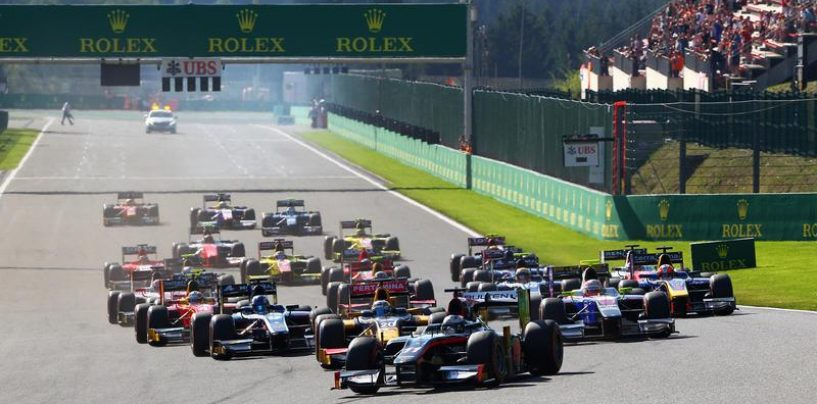 "<span class=""entry-title-primary"">F2 | GP Belgio 2017 - Anteprima</span> <span class=""entry-subtitle"">Quattro round al termine, 50 punti tra Leclerc e Rowland</span>"