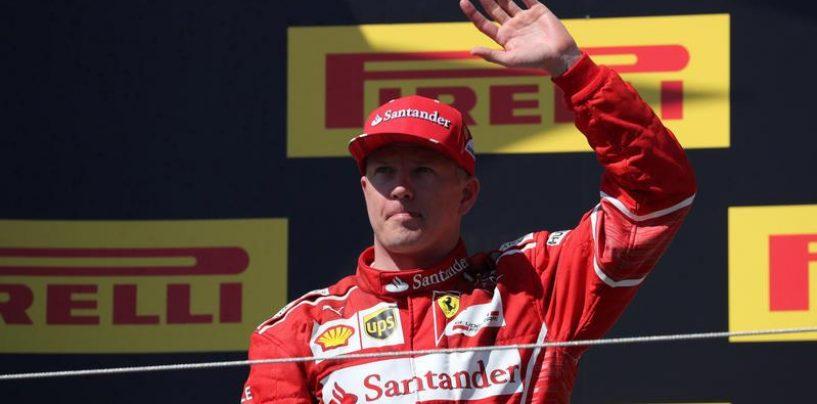 "<span class=""entry-title-primary"">F1 | Kimi Räikkönen rinnova con Ferrari</span> <span class=""entry-subtitle"">Rinnovo annuale per il pilota finlandese</span>"