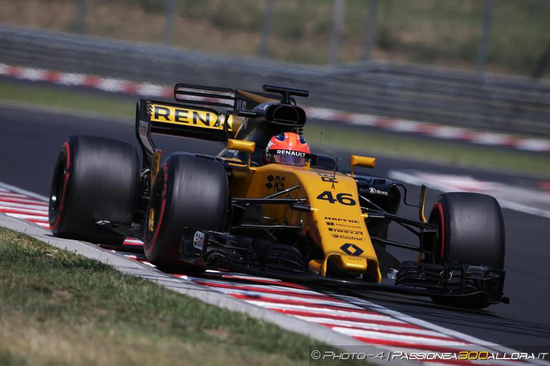F1 | Test Hungaroring, le line-up dei team