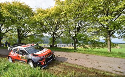 WRC | Germania: Mikkelsen detta il passo, Ford all'inseguimento