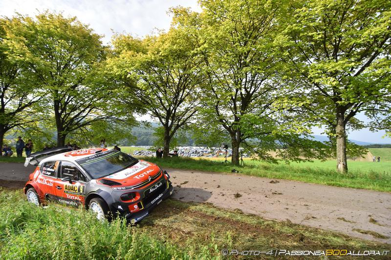WRC | Germania: Mikkelsen detta il passo, Ford all'inseguimento