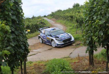 WRC | Germania: vince Tänak, Ogier a +17 su Neuville