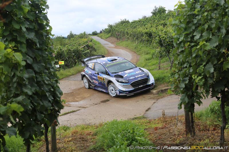 WRC   Germania: vince Tänak, Ogier a +17 su Neuville