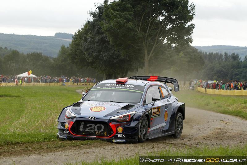 WRC | Germania: Tänak chiude la seconda tappa al comando
