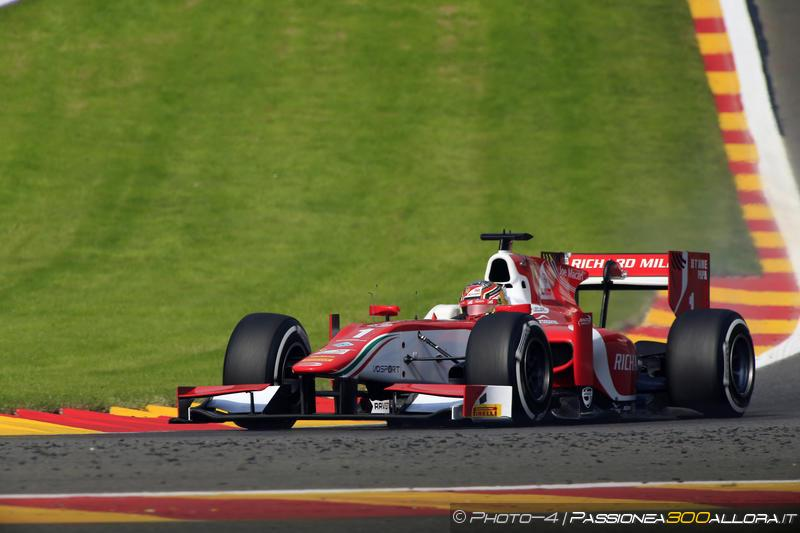 F2   Belgio: Leclerc una spanna sopra tutti, sesto successo stagionale