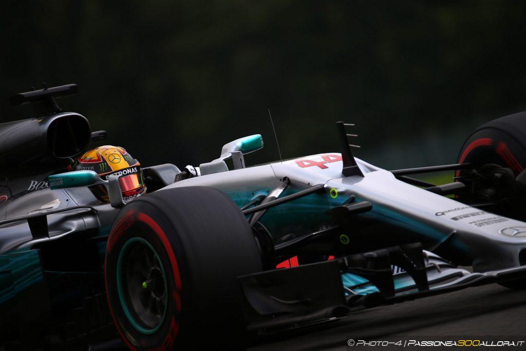 F1 | GP del Belgio 2017: la gara dei primi dieci