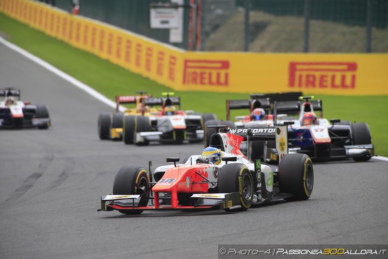 F2 | Belgio: Câmara vince la sprint race, grande rimonta per Leclerc