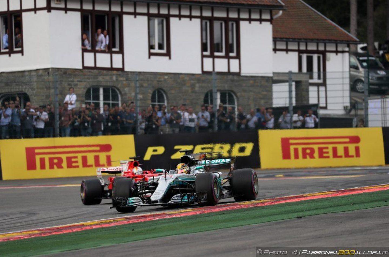 F1 | GP del Belgio: Hamilton vince, Vettel sul podio con Ricciardo