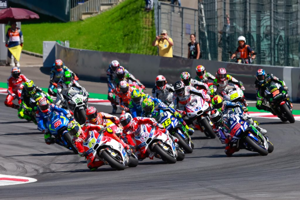 Motomondiale | GP Austria 2017 - Anteprima