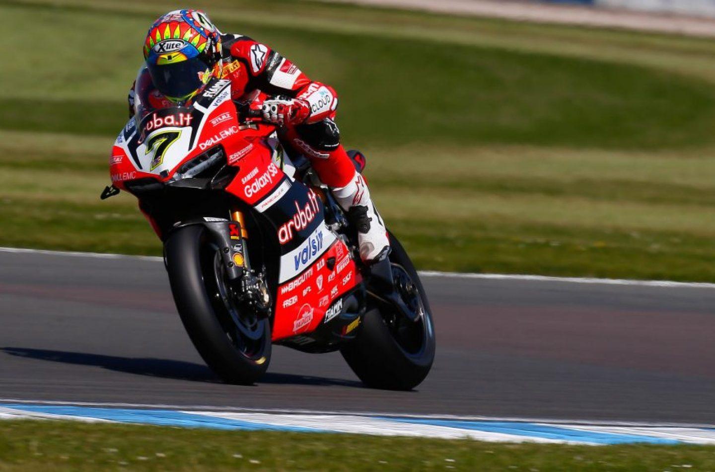 SBK | GP Germania: Davies vince gara-1 regolando le Kawasaki