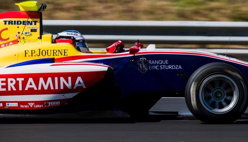 GP3 | Giuliano Alesi resterà con il team Trident