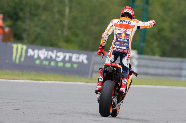 MotoGP   GP Repubblica Ceca: Marquez trionfa con quasi venti secondi di vantaggio!
