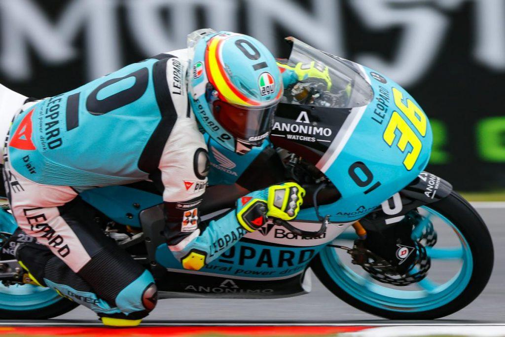 Moto3   GP Repubblica Ceca: sesta vittoria per Mir, sul bagnato di Brno
