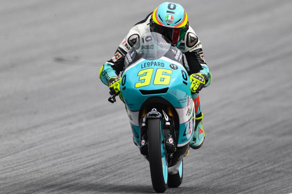 Moto3 | GP Austria: Mir vince in solitario, bottino magro per l'Italia