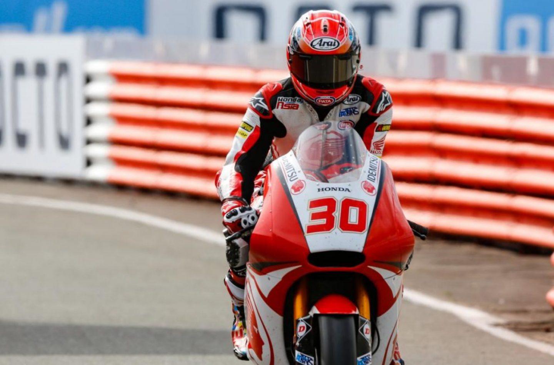 Moto2 | GP Gran Bretagna: vince Nakagami, completano il podio Pasini e Morbidelli