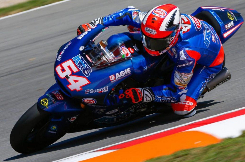 Moto2 | GP Repubblica Ceca: Mattia Pasini dominatore in qualifica