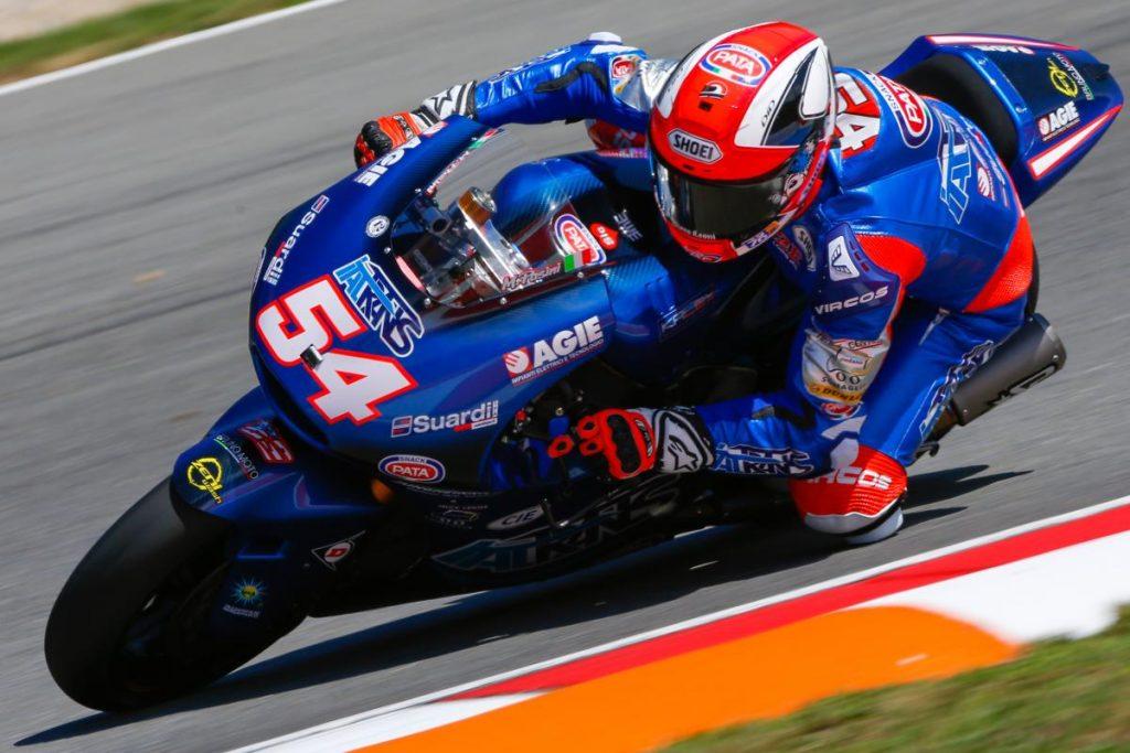 Moto2   GP Repubblica Ceca: Mattia Pasini dominatore in qualifica