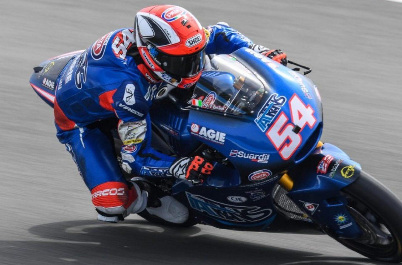 Moto2   GP Gran Bretagna: terza pole consecutiva per Pasini