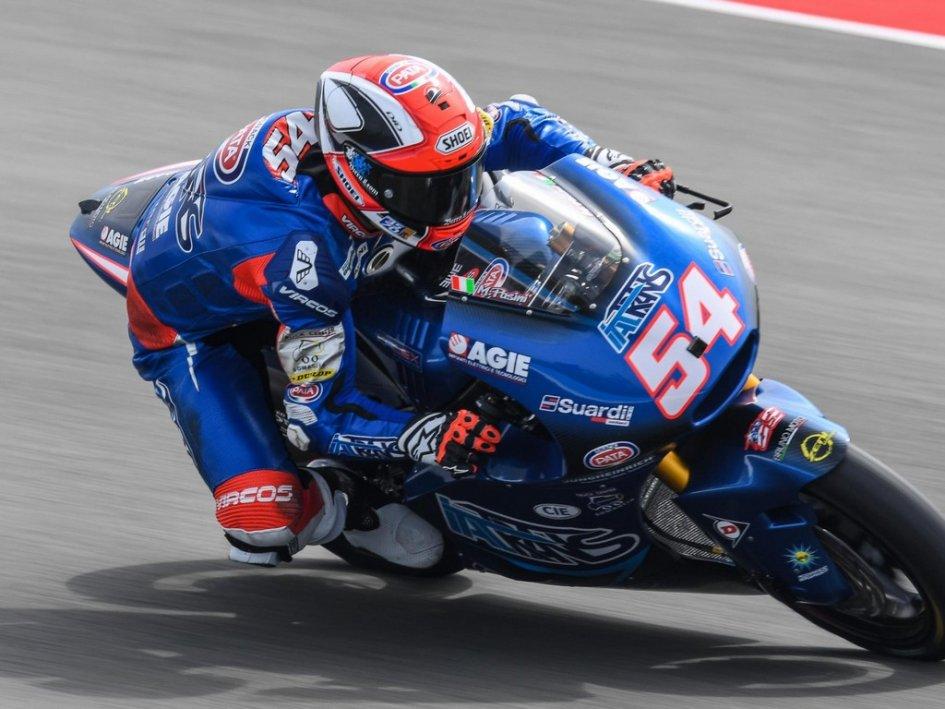 Moto2 | GP Gran Bretagna: terza pole consecutiva per Pasini