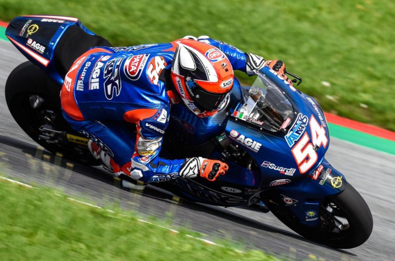 Moto2 | GP Austria: Pasini in pole, Morbidelli a un millesimo!
