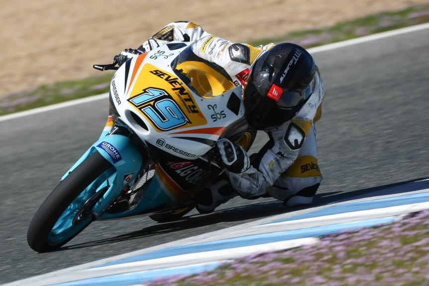 Moto3 | GP Repubblica Ceca: Rodrigo in pole per la prima volta