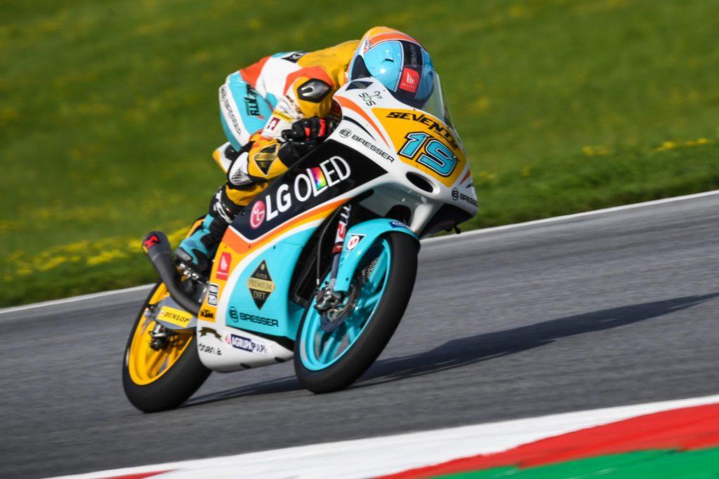 Moto3 | GP Austria: Rodrigo di nuovo in pole
