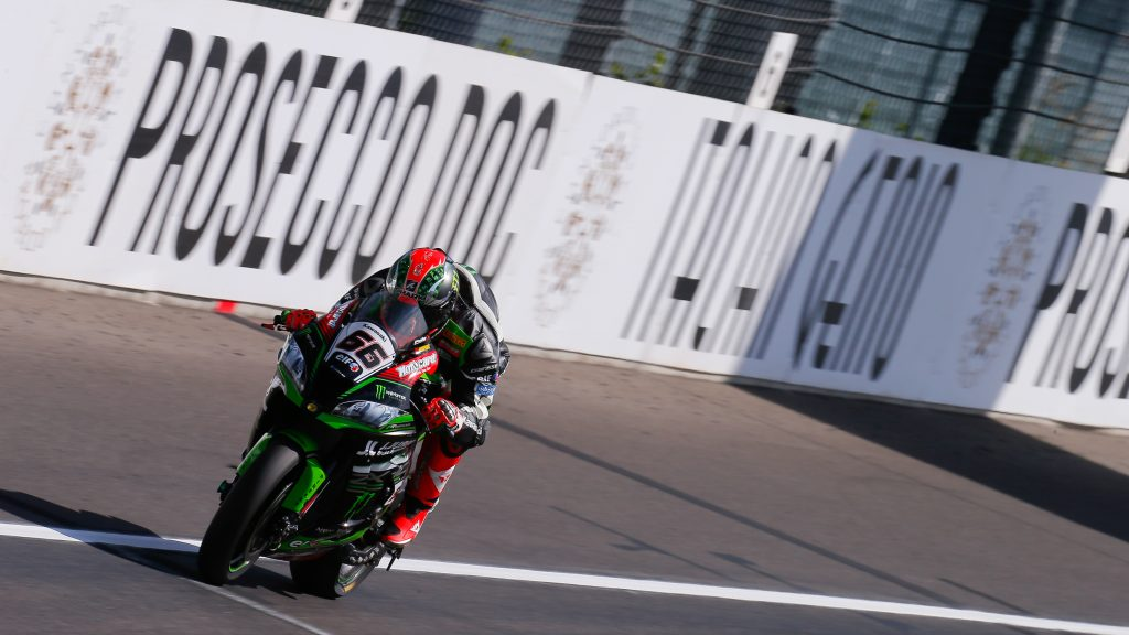 SBK | GP Germania: quarta pole position dell'anno per Sykes
