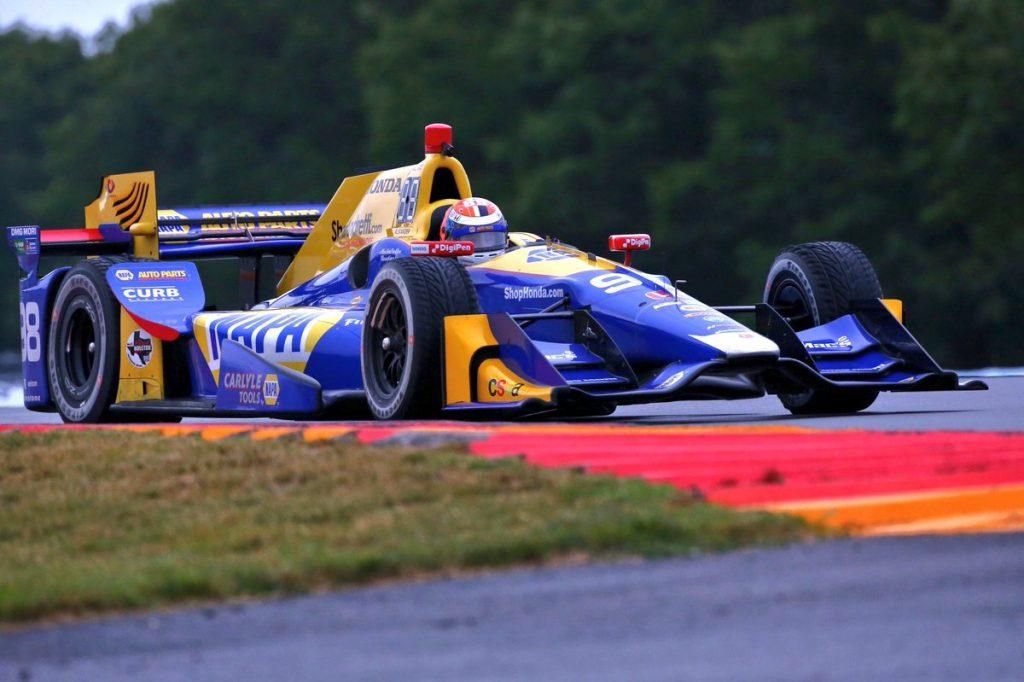 Indycar   Rossi c'è a Watkins Glen