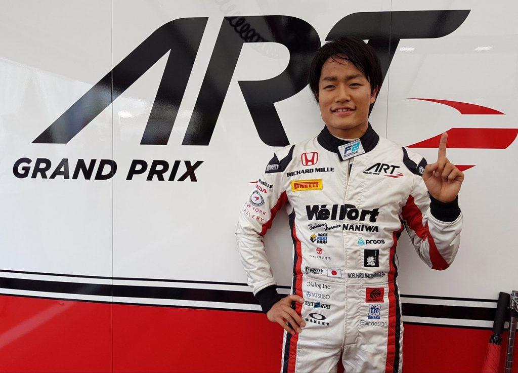 F2 | Matsushita in pole a Monza
