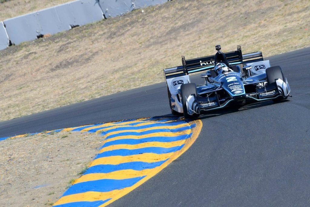 Indycar | Newgarden in pole a Sonoma